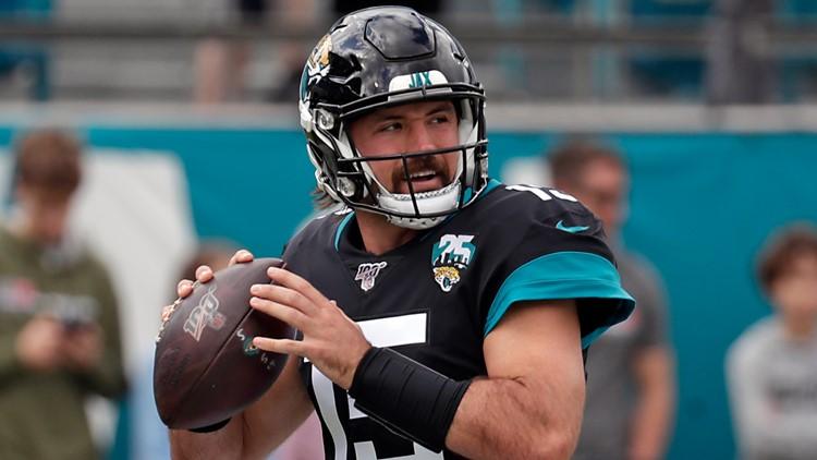 Gardner Minshew likely to start as Jacksonville Jaguars trade Nick Foles