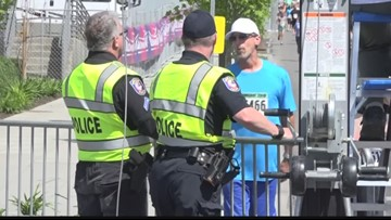 Spokane city leaders considers paying more in security costs to help keep Hoopfest
