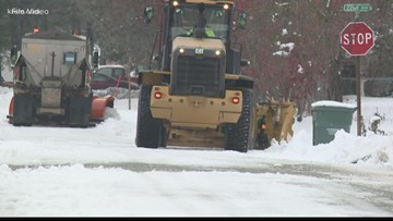 N. Idaho man charged with assault for threatening snow plow driver
