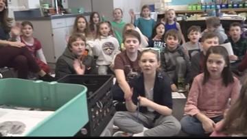 KREM In the Classroom : McDonald Elementary (2-23-18)
