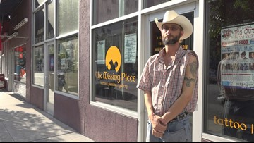 Spokane tattoo artist offers free cover-up for former KKK member: 'I just want the world to be united'