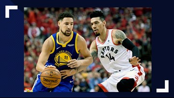 WSU alum Klay Thompson stays with Golden State Warriors for $190 million