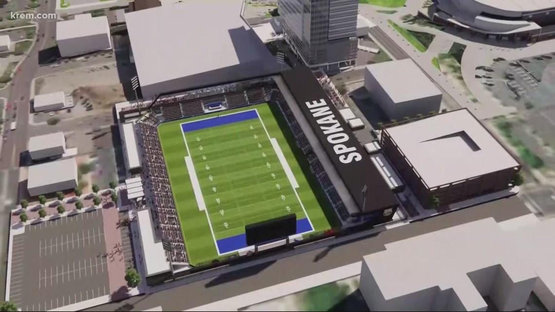 Spokane Public Schools board votes to build new stadium downtown