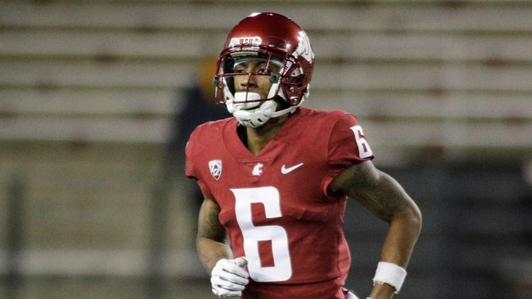 WSU wide receiver Jamire Calvin enters the transfer portal