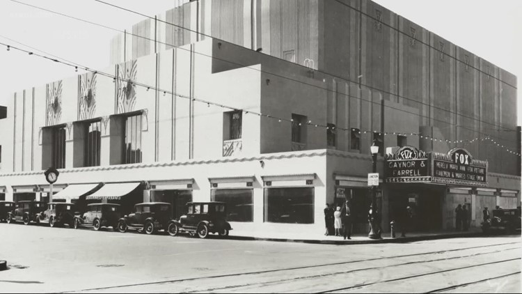 Happy 90th birthday to the historic Fx Theater! Here's how they are celebrating