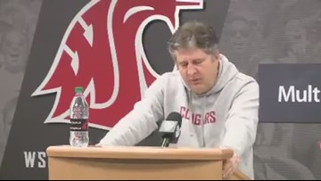 Mike Leach has thoughts about Halloween