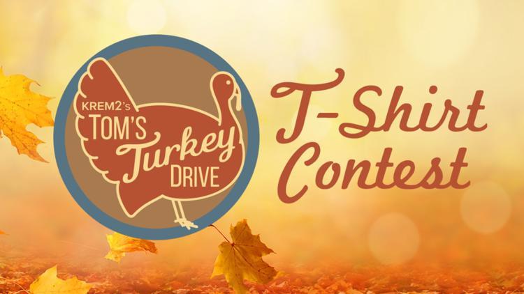 Enter Tom's Turkey Drive T-Shirt Contest