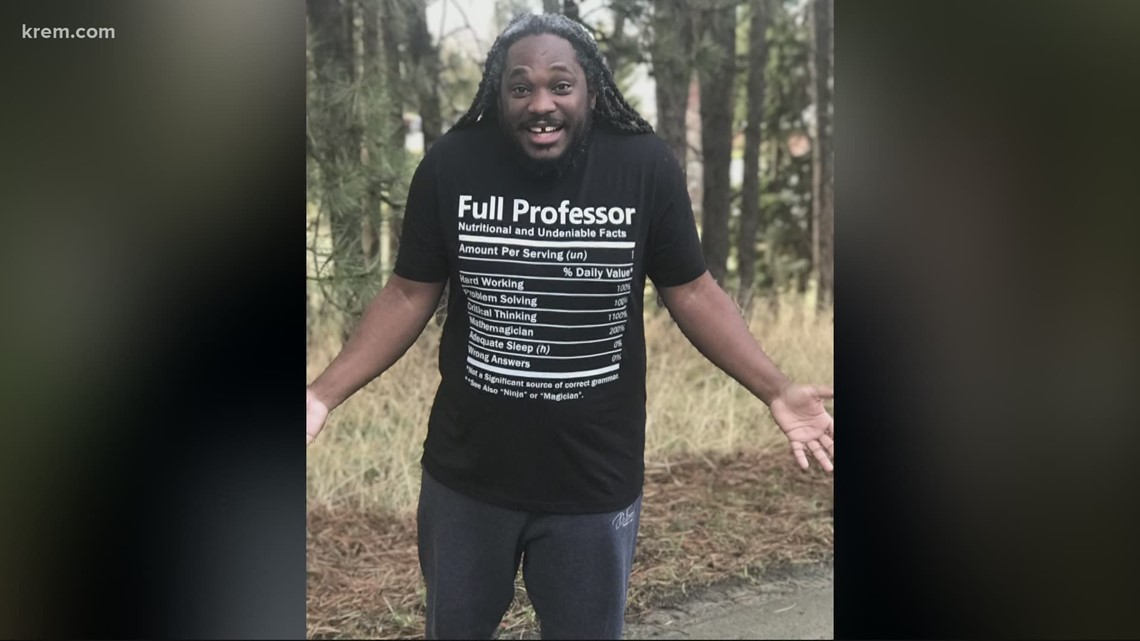 Man becomes first African American man promoted to full professor at University of Idaho