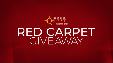 Northern Quest Resort & Casino's Red Carpet Giveaway