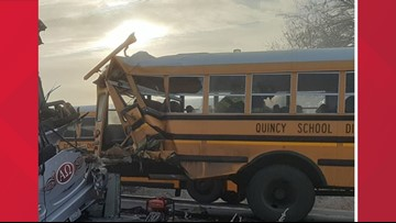 Tour bus driver killed in Quincy bus crash was 71-year-old Spokane man