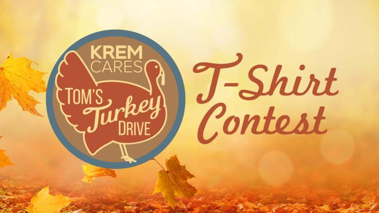 Tom's Turkey Drive T-Shirt Contest Rules and Entry