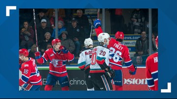 Chiefs Blog: Chiefs finish the month of January and begin February through the B.C. Division