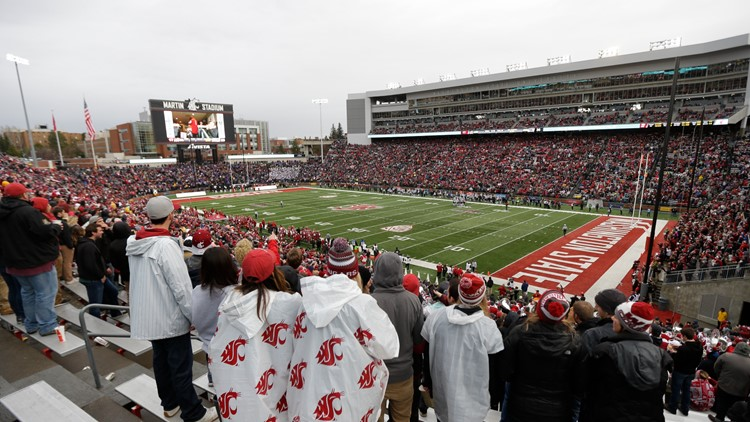 WSU announces full capacity for football games next season
