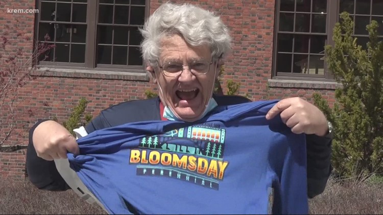 'We make a great team': Best friends celebrate their 45th Bloomsday together