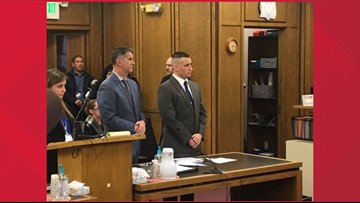 Why city of Spokane laid off Officer Nathan Nash after rape charge