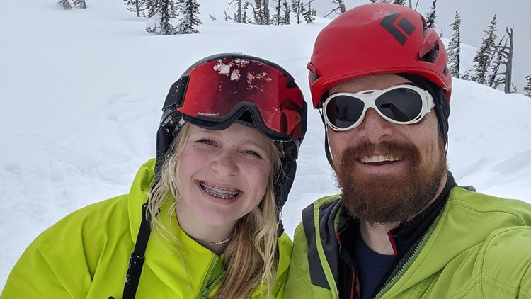 Volunteers helped find Bonners Ferry father and daughter after ski accident