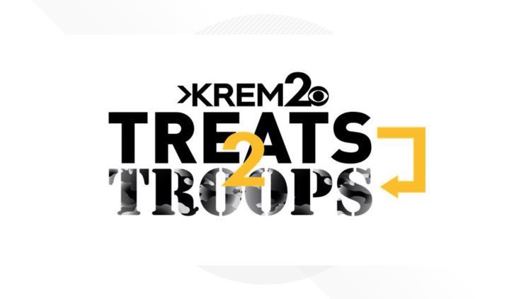 Treats 2 Troops 2020