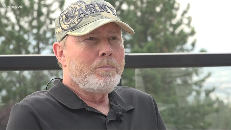 Spokane veteran inside the Pentagon on 9/11 helped rescue others after attack