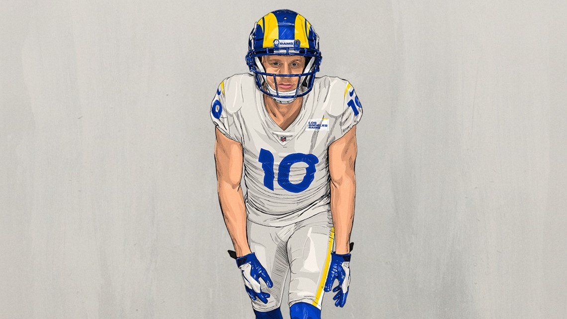 'Ten feels like home': Cooper Kupp switches NFL jersey number to old number at Eastern