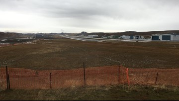 Government shutdown could delay construction at Pullman-Moscow airport