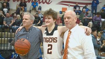 Odessa's Ryan Moffet breaks Washington state scoring record