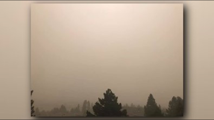 Air quality school closures: Districts in Spokane area cancel classes