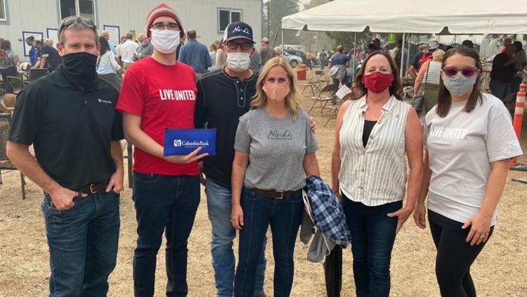 No-Li Brewhouse raises $75,000 so far for Malden, Pine City wildfire victims