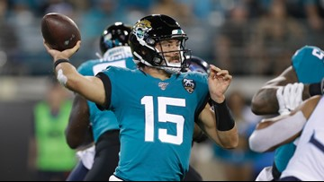 'Minshew Mania' continues as Jaguars pick up first win of 2019