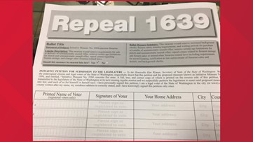 What would it take to repeal I-1639?