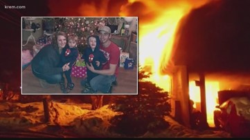 'We're all destroyed': Weippe community mourns twin brothers killed in fire