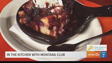 In the Kitchen: Montana Club joins us in studio (5-9-18)
