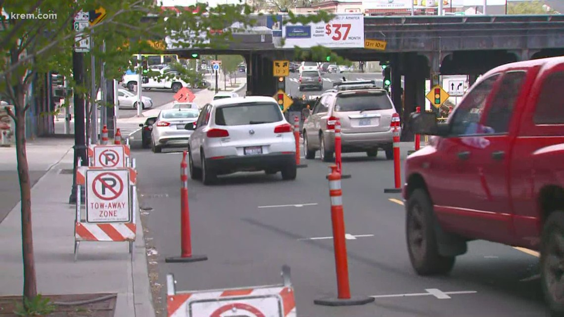 Backups, delays and crashed due to construction on Division and other top stories at 5 p.m.