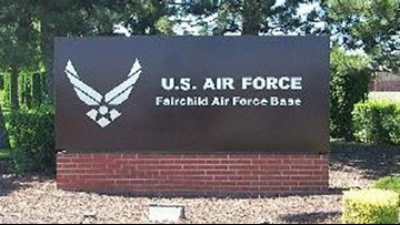 Fairchild AFB reviewing security procedures after shootings on military bases