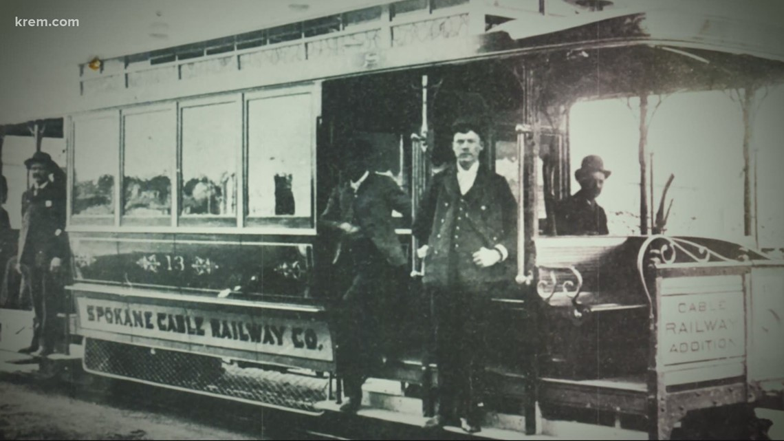 Local historians cover Spokane cable cars in video series