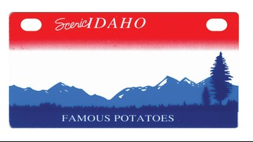 IH8UPPL: Here's a list of Idaho's rejected license plates in 2018