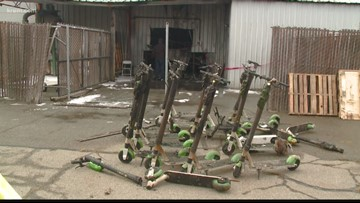 Are Lime Scooters safe to ride in Spokane? Spokane Valley Fire Department says yes