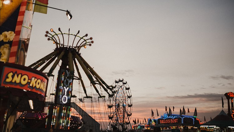 Washington outdoor mask mandate impacts Spokane County Fair starting Monday