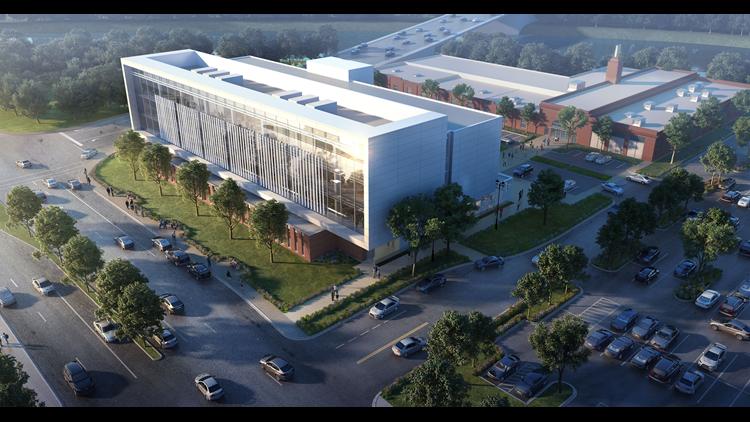 UW-Gonzaga health sciences building