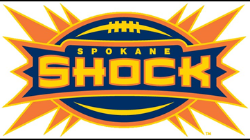 KREM sister station CW22 will air Spokane Shock's home games