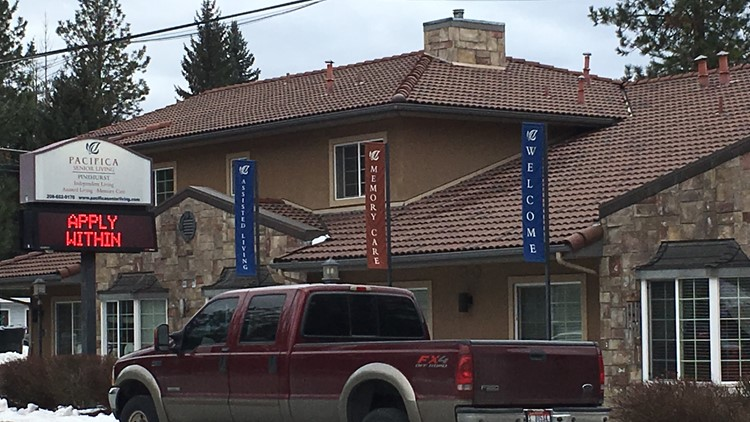 North Idaho senior living facility out of compliance following numerous violations