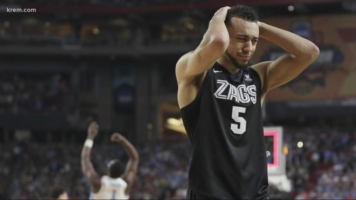 Are black jerseys a curse for Gonzaga? What former basketball players think