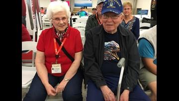 Veterans return from INW Honor Flight Tuesday