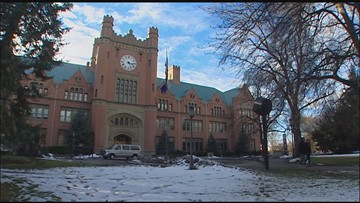 Univ. of Idaho sued over handling of former student's sexual assault