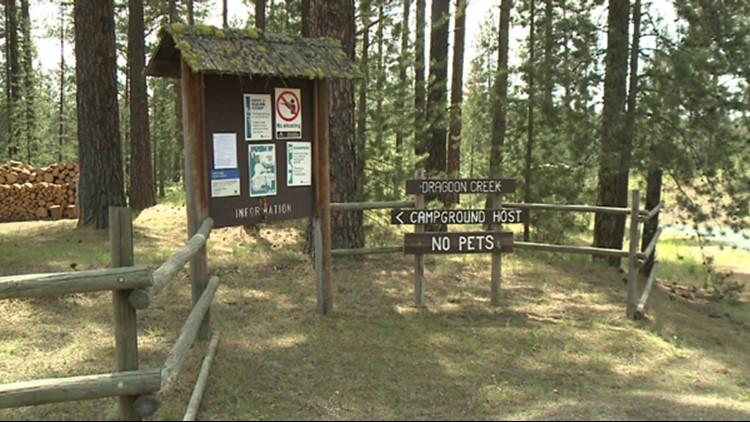 Dishman Hills Conservation Area remains open amid public lands closures