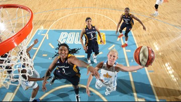 Former Gonzaga star Courtney Vandersloot receives WNBA All-Star nod