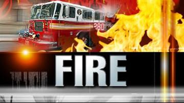 Small fire shuts down part of Highway 2 near Newport