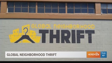 New Business Spotlight: Global Neighborhood Thrift