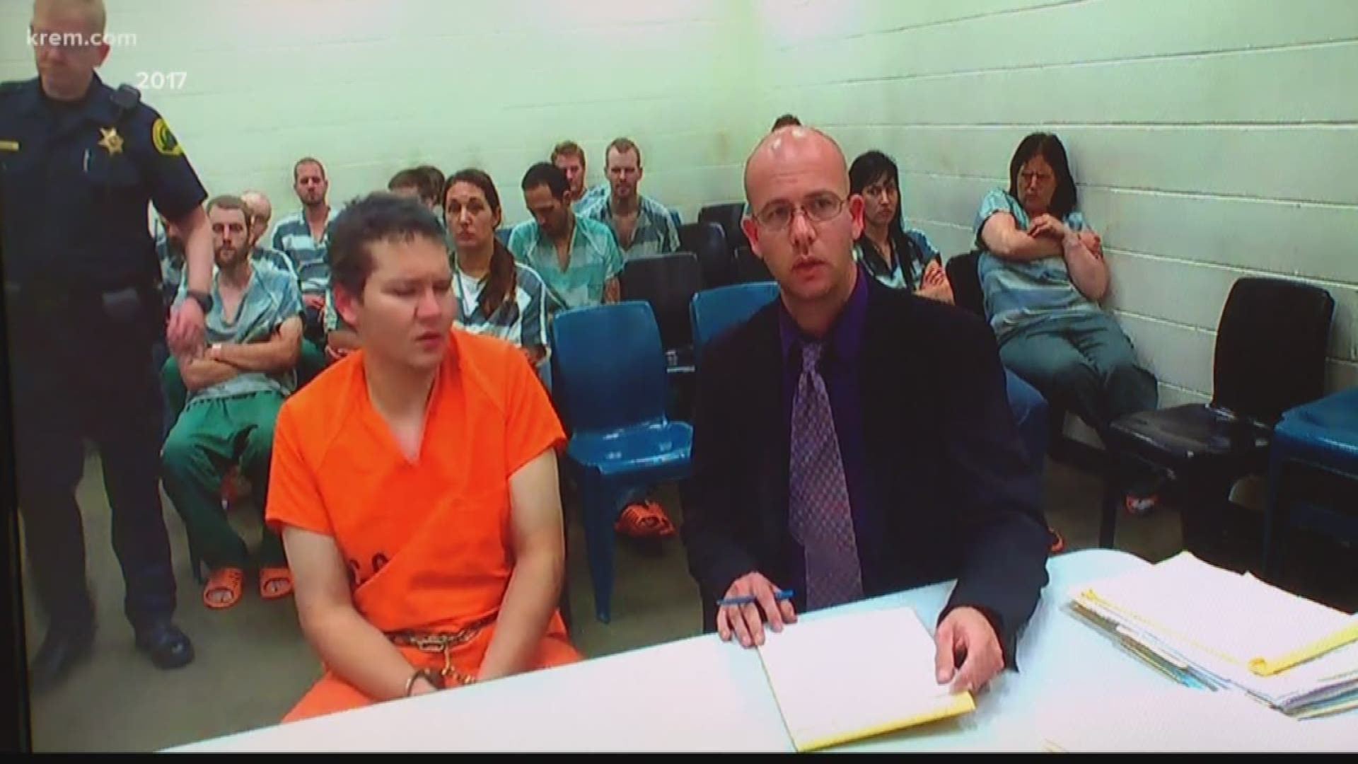 Eureka man sentenced in Washington state cold case killing