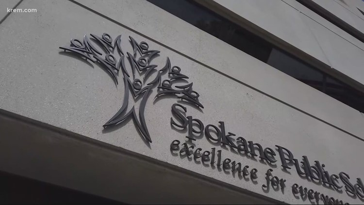 Spokane middle and high school students prepare for return to classrooms