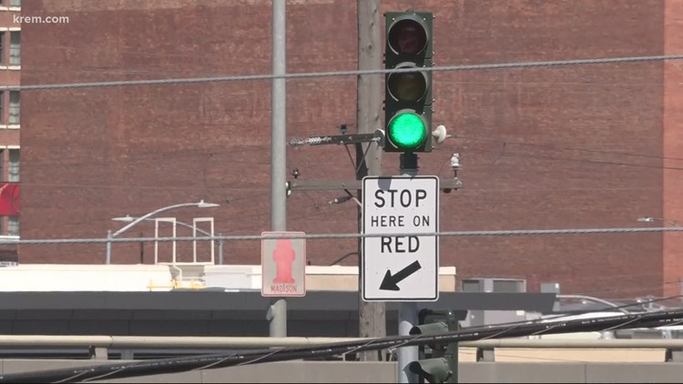 New I-90 ramp meters not responsible for backups